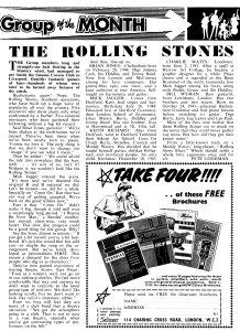 Beat Instrumental No 9 January 1964