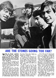 Beat Instrumental No 11 March 1964