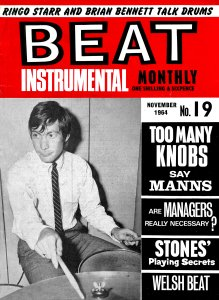 Beat Instrumental No 19 November 1964