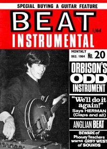 Beat Instrumental No 20 December 1964