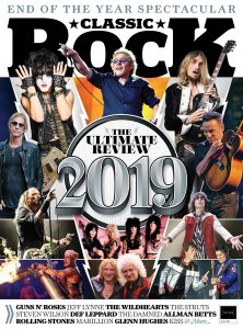 Classic Rock UK January 2020 – 124 стр., 161 Мб, True PDF