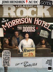 Classic Rock UK February 2020 – 124 стр., 178 Мб, True PDF