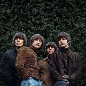 Rubber Soul Cover Photo Session