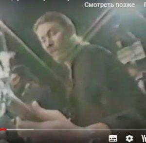 Посмотрел фото Березового - вроде бы не похож на участника концерта