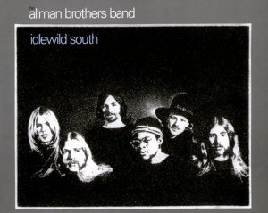 ALLMAN BROTHERS BAND 1970 Idelwild South