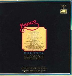 Fancy альбом Wild Thing (1974)