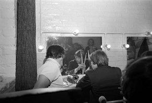 Adelphi Theatre, Middle Abbey Street, Dublin. 3rd September 1965.