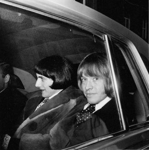 Brian and Stash - Leaving Court, 11th of May 1967
