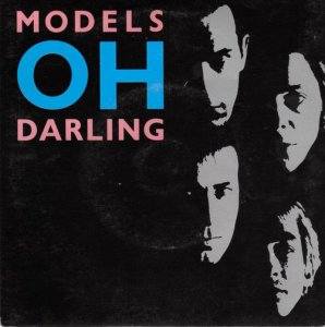 Заметные представители австралийской новой волны 80-х, - группа из Мельбурна - Models с синглом 1987 года :