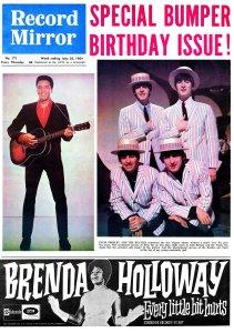 Record Mirror 20 June 1964