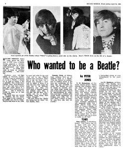 Record Mirror 24 April 1965