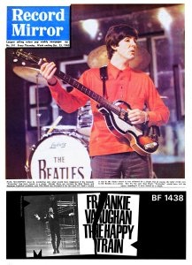 Record Mirror 23 October 1965