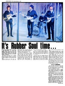 Record Mirror 4 December 1965