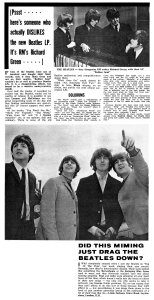 Record Mirror 11 December 1965
