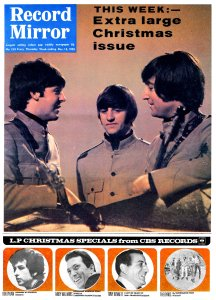 Record Mirror 18 December 1965