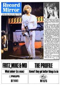 Record Mirror 14 October 1965