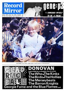 Record Mirror 13 November 1965