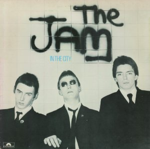 The Jam In the City Front cover