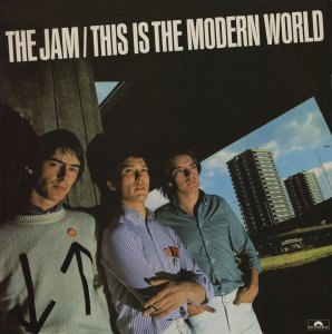 The Jam This is the Modern World Front