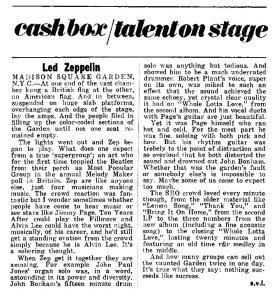 Cash Box 3 October 1970