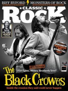 Classic Rock UK March 2020 – 124 стр., 174 Мб, True PDF