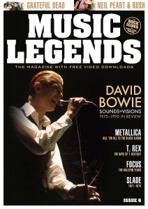 Music Legends No 06 2020