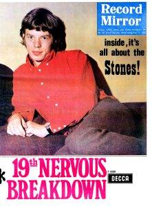 Record Mirror 11 February 1966