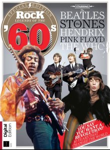 Classic Rock Legends of the 60s 2nd Edition 2019 – 132 стр., 214 Мб, PDF