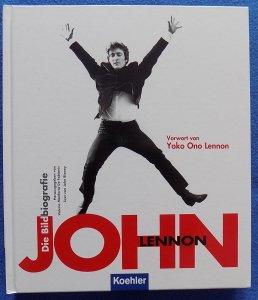 Джон Блэни. Джон Леннон: биография в фотографиях.
