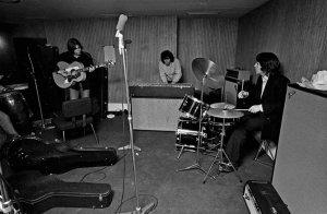 11 марта 1969 Apple Studios, запись с Джеки Ломаксом