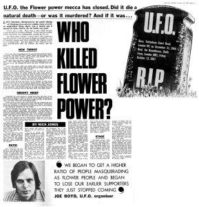 Melody Maker 28 October 1967