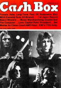 Cash Box 24 March 1973  Сделал пост у себя в ЖЖ. Там намного больше (72 файла).