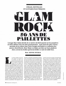 GLAM ROCK  - made in UK!