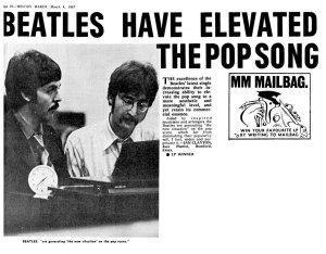 Melody Maker 4 March 1967