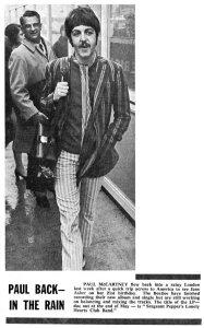 Melody Maker 22 April 1967