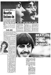 Melody Maker 27 May 1967