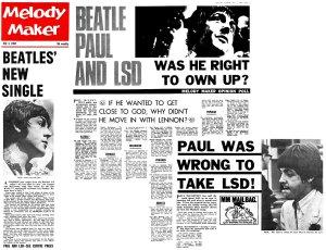 Melody Maker 1 July 1967