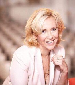 5 апреля 1950 года родилась  Agnetha Åse Fältskog Happy Birthday Agnetha!