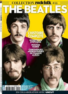 Rock and Folk Special No 14 2020 The Beatles – 147 стр., 114 Мб, PDF
