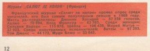 * Журнал Ровесник #12 / 1968.