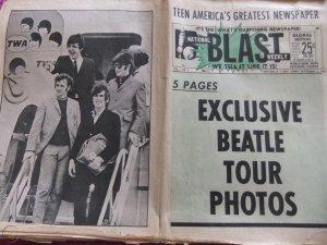 National Blast Weekly  12 сентября 1965