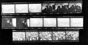 15 августа 1965 Нью-Йорк Снимки Роберта Уитакера.