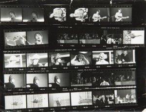 15 августа 1965 Нью-Йорк Гримерка и стадион Снимки Роберта Уитакера.