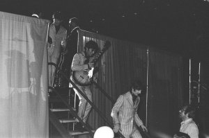 19 августа 1966  Мемфис. Отыграли дневной концерт.