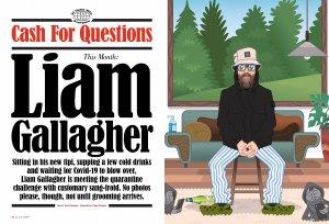 Q Magazine July 2020.
