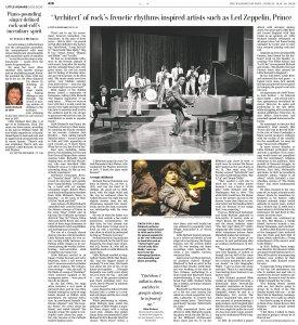 The Washington Post сегодня.