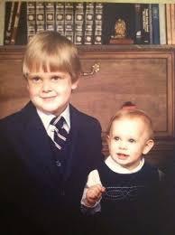 Джо Бонамасса с сестрой.