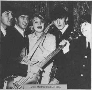 1963.11.04 – London. Prince of Wales Theatre New