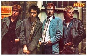 Smash Hits 4 October 1979  Центральный разворот