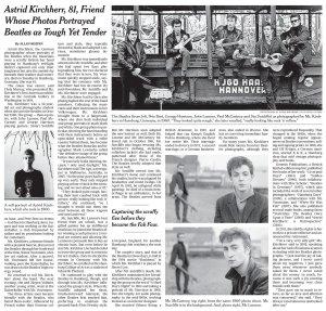 The New York Times сегодня.